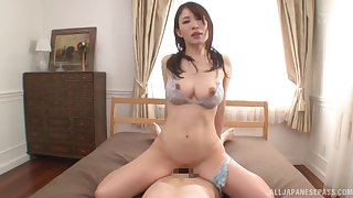 Japanese with large boobs, home cock riding porn boobs