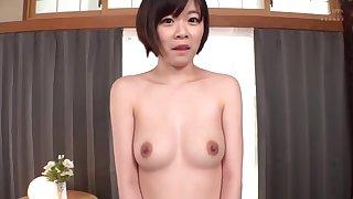 Freaky asian nymph hot gangbang video